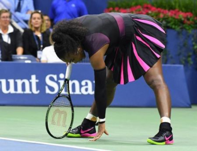 Serena Williams - Reuters