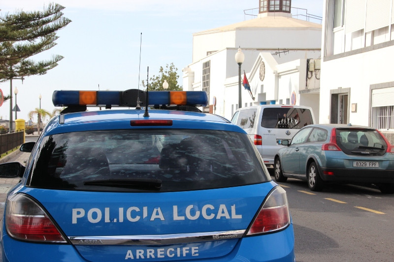 Policu00eda Local Arrecife