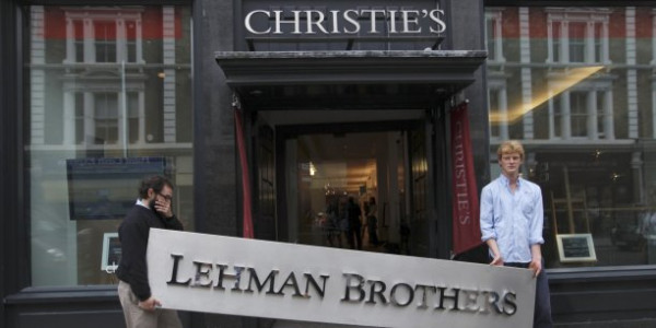 Lehman brothers encheres
