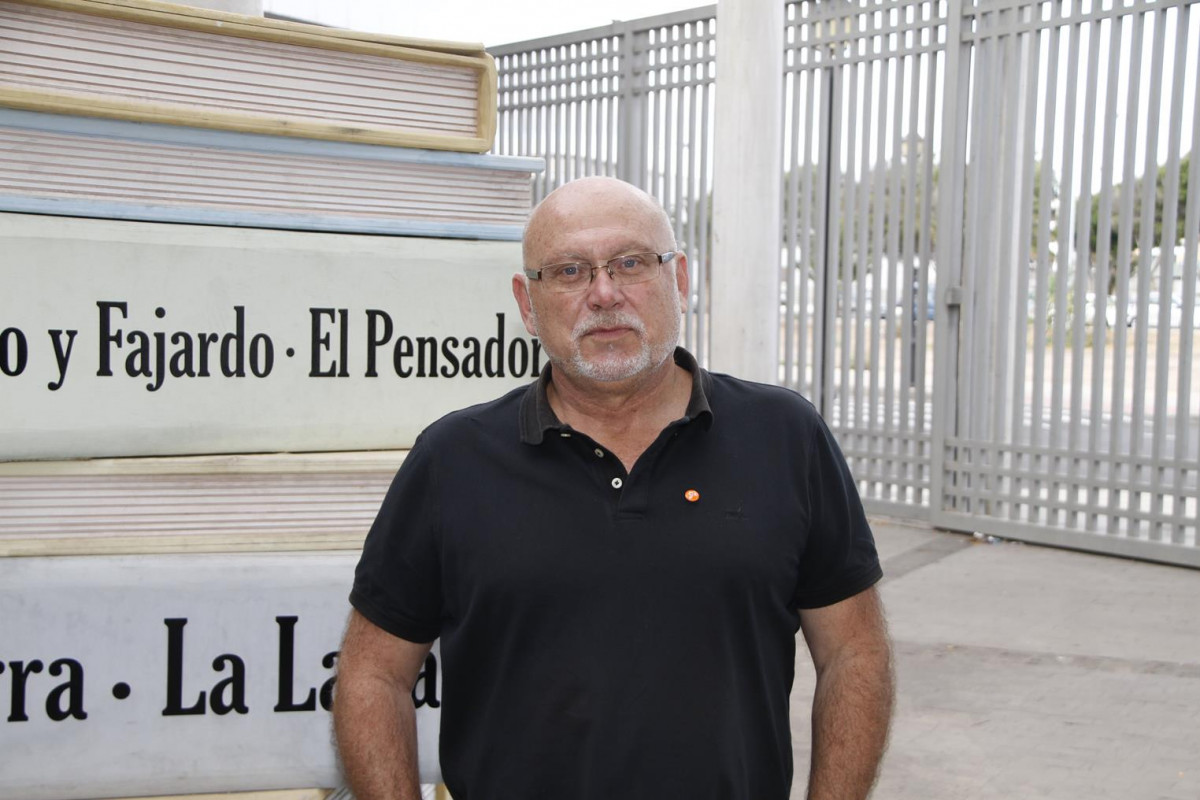 Antonio Becerra (coordinador grupo local Cs Teguise)