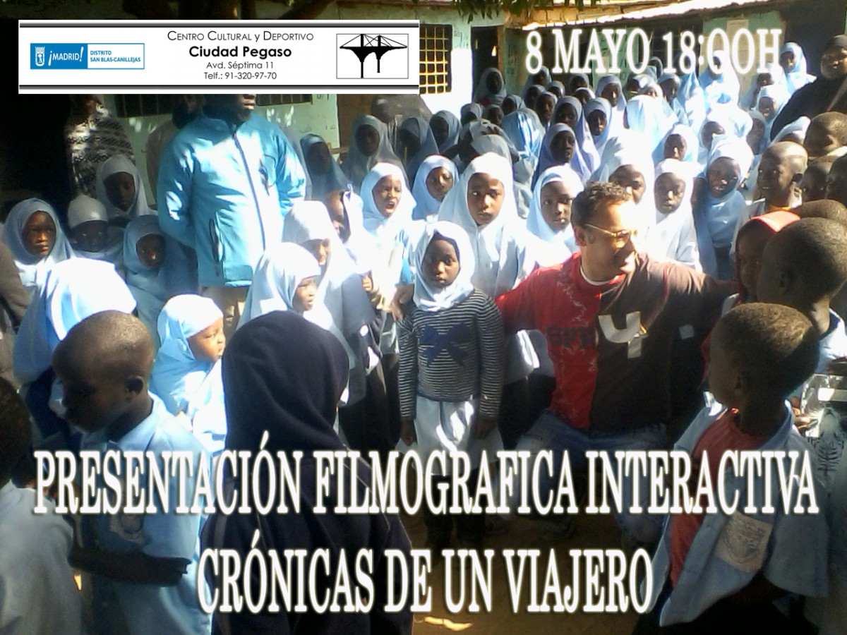DOCUMENTAL Cru00f3nicas de un viajero