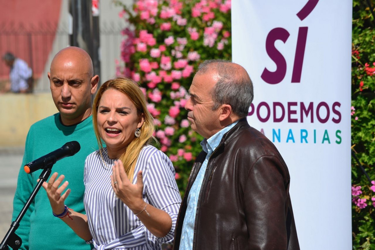 Resultado de imagen de Sí Podemos Canarias